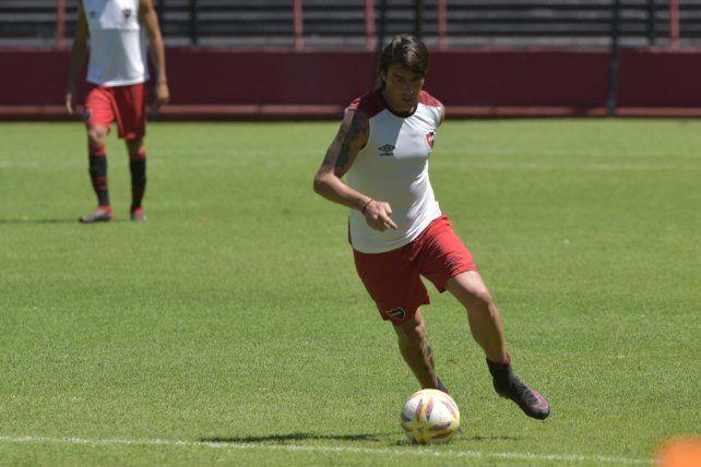 El Gato Formica renovó contrato con Newells hasta 2020