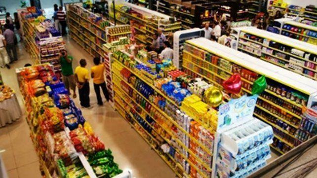 impacto. Los precios de los comestibles subieron 10
