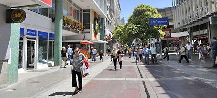 La idea de remodelar peatonal San Martín ya genera polémica