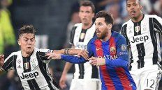 El Barcelona de Messi visitará a Juventus que no tendrá a Cristiano Ronaldo.