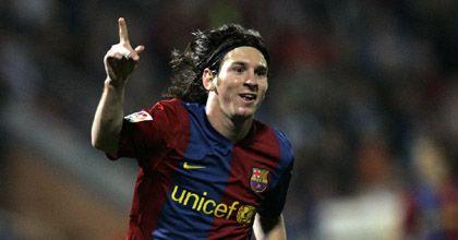 El rosarino Lionel Messi figura en el equipo ideal de la Uefa