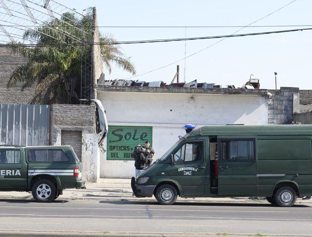El operativo tuvo amplia repercusión en Rosario.