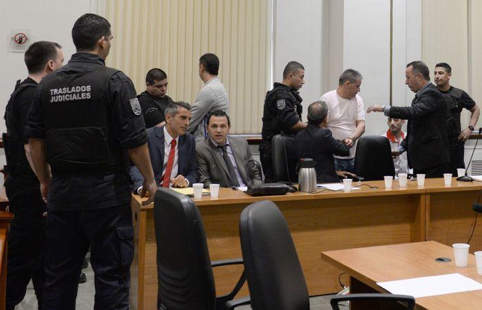 La Cámara Penal dio a conocer el fallo sobre la apelación a las condenas del triple crímen. (Foto:S.Salinas)