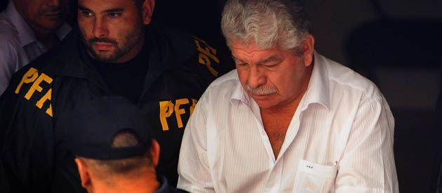 """José Pedraza está acusado de """"instigar"""" en asesinato de un militante del Partido Obrero."""