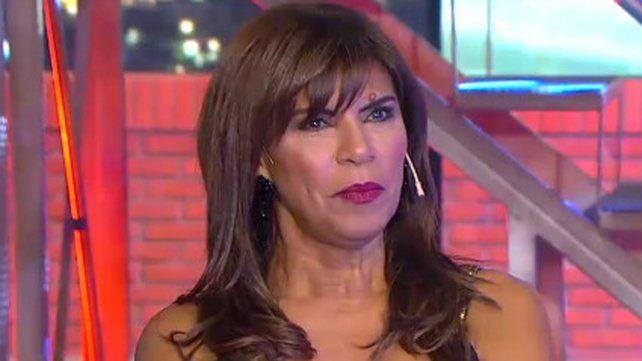 Anamá Ferreyra expresó su furia contra los dichos del presidente Alberto Fernández.
