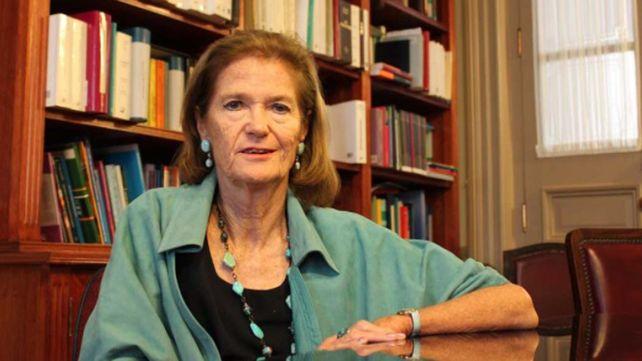 La jueza de la Corte Suprema Elena Highton de Nolasco renunció a su cargo.