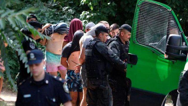 Crimen de Gesell: aseguran que los rugbiers pidieron salir a tomar sol