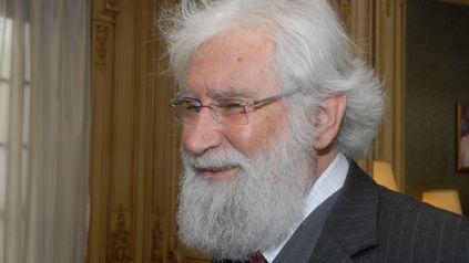 Leonardo Boff es militante por los derechos humanos y uno de los fundadores de la Teología de la Liberación.