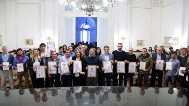 La Municipaldiad  presentó la campaña local de Precios Justos, los que estarán congelados por 40 días