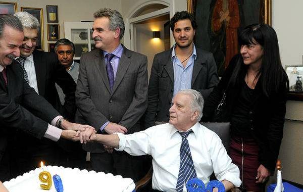 El santafesino dijo que es una pérdida para los argentinos que creemos en la defensa de las ideas políticas de manera apasionada.