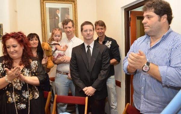 El Concejo Municipal declaró ayer médico distinguido de la ciudad a Gabriel Ignacio Aranalde
