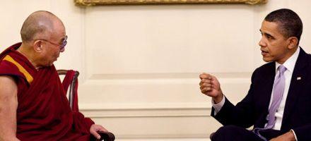 China criticó duramente a Estados Unidos por la reunión entre Obama y el Dalai Lama