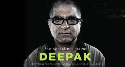 Deepak Chopra paseó su fórmula de la felicidad por Rosario