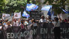 """""""Ni la salud ni la educación se pueden subordinar a un calendario electoral, se quejaron desde Amsafé Rosario."""