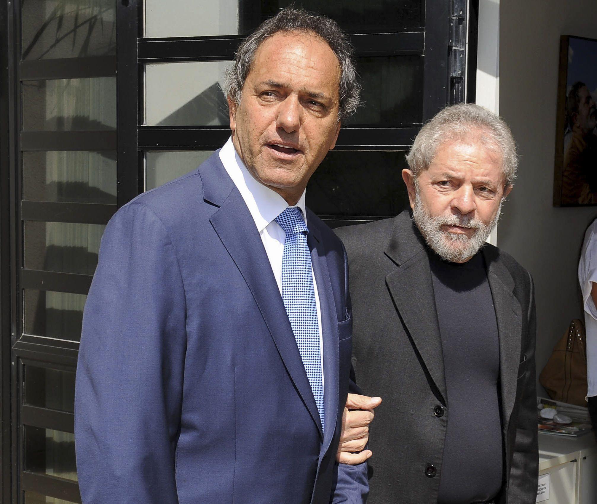 Lula compartirá esta semana una intensa agenda junto a Scioli.