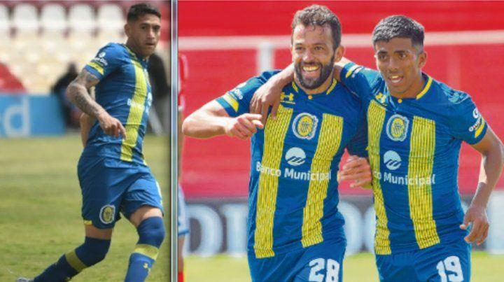 López Pissano, Gamba y Ferreyrason los engranajes de la ofensiva canalla.