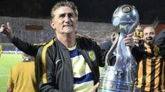 Bauza le puso punto final a su extensa carrera profesional en el fútbol
