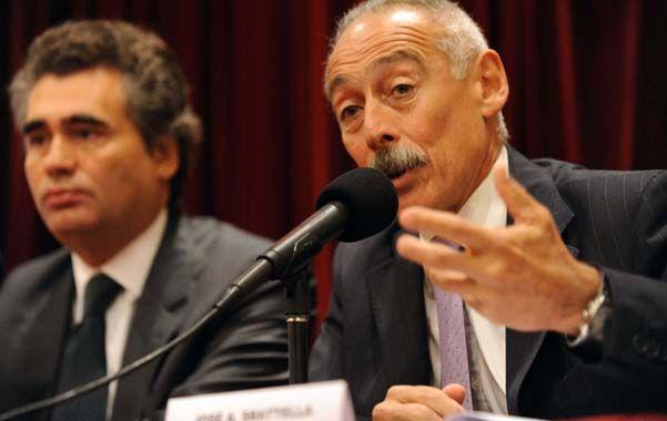 La lupa. La entidad que conduce José Sbatella llevó adelante el operativo durante toda la semana pasada junto con inspectores del BCRA