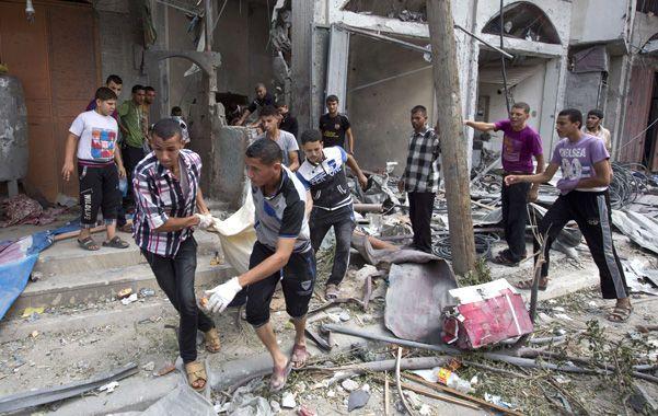 Israel y Hamas aceptan nuevo intento de tregua en Gaza