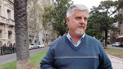 Gustavo Volpe, precandidato a concejal de Rosario Late, del partido Vida y Familia.