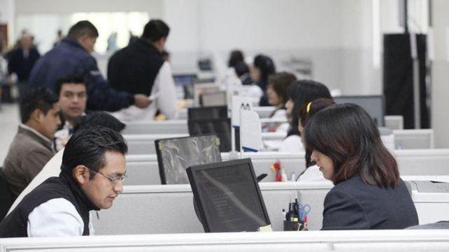 Este año hay 10.706 empleados menos en el sector público nacional