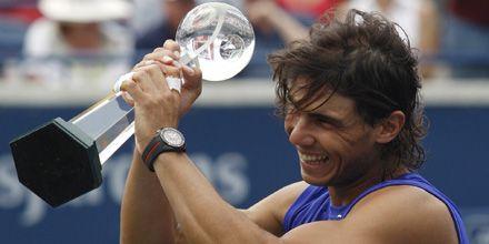 Ranking ATP: Nadal acecha a Federer y Nalbandian se mantiene séptimo