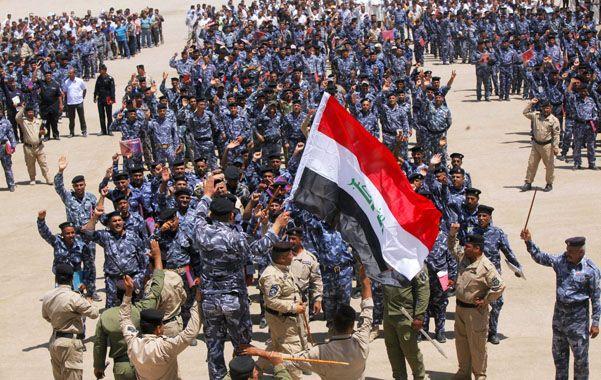 La aviación de EEUU ataca a las milicias sunitas que avanzan por el norte de Irak