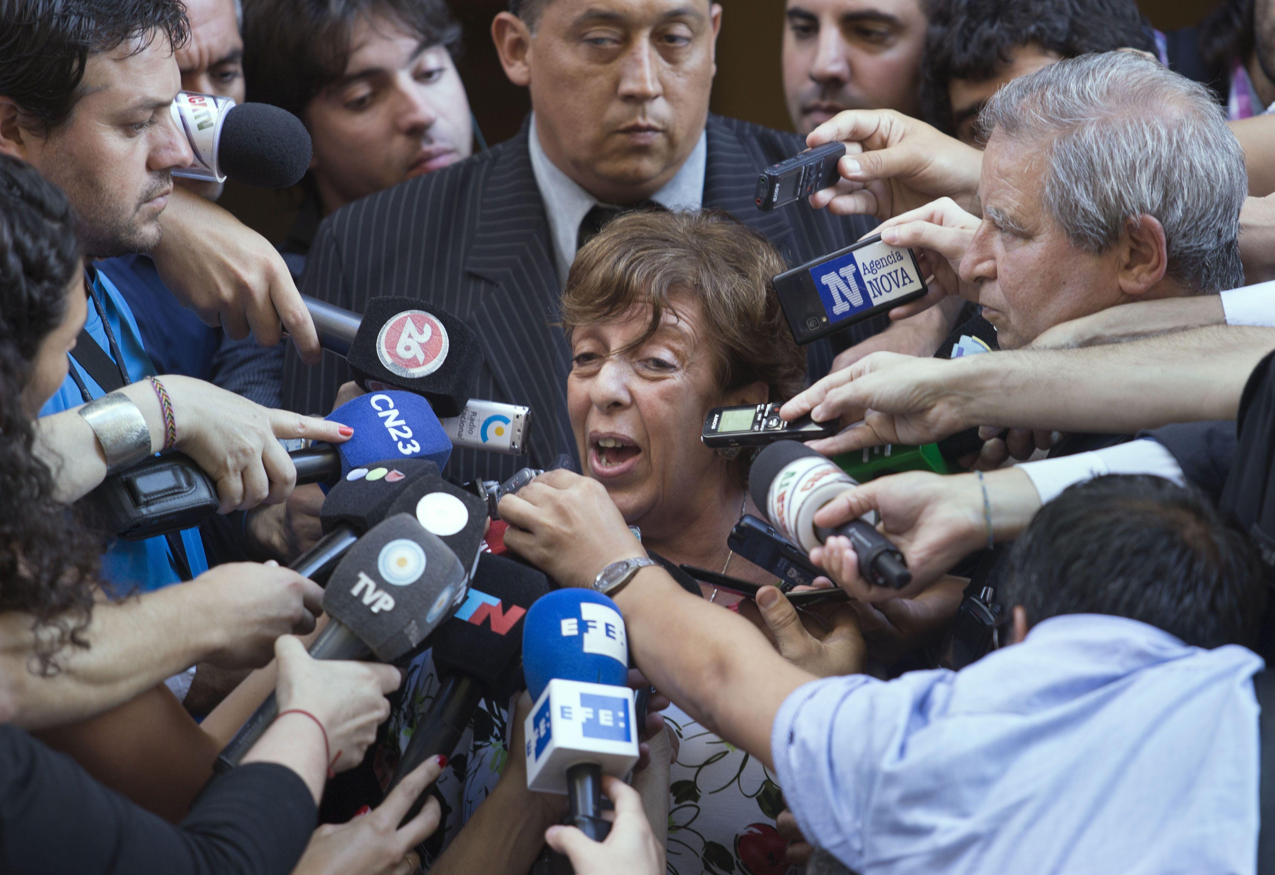 La jueza federal Sandra Arroyo Salgado apuntó contra la investigación de la fiscal Viviana Fein.