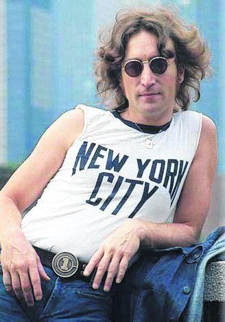 ayer nomás. Lennon murió en 1980.