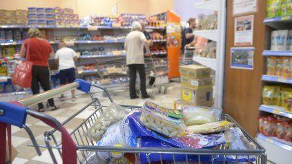 Los alimentos registraron una fuerte suba este año.
