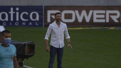 El reto inmediato del Kily González es reposicionar a Central en la tabla.