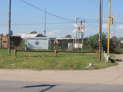 Quejas de vecinos. El Tiro Federal Argentino de Rosario se mudó a Bermúdez en septiembre de 2015.