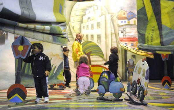 Protagonistas. Las actividades para los chicos figuran entre las consultas más requeridas en los puestos turísticos.