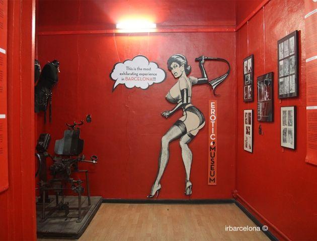 El Museu Del'Eròtica