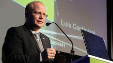Luis Contigiani se bajó de la lista de diputados nacionales.