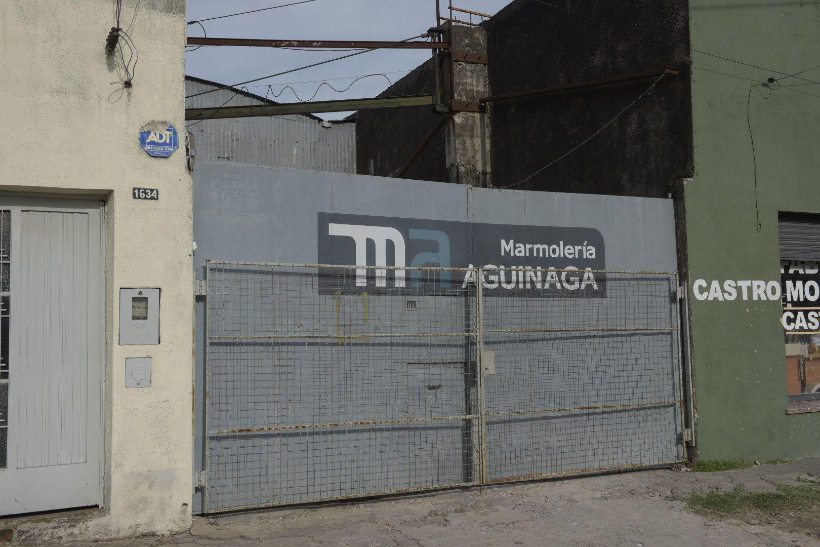 La marmolería ubicada en la zona oeste de Rosario