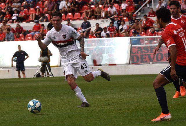 Moreno: Estoy feliz de estar en Newells