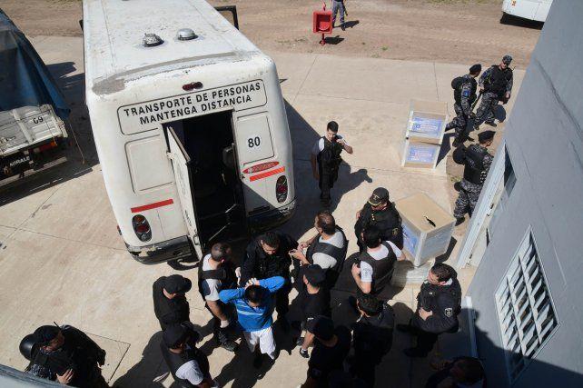 Los últimos prófugos fueron detenidos esta tarde. (Foto de archivo)