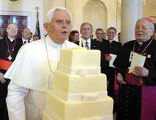 El Papa pide a Bush diplomacia para resolver los conflictos internacionales