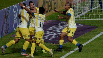 El uno por uno del trinfazo canalla ante San Lorenzo en la Copa Sudamericana
