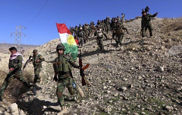 Guerra al terror. Los kurdos derrotaron a los yihadistas en Sinjar.