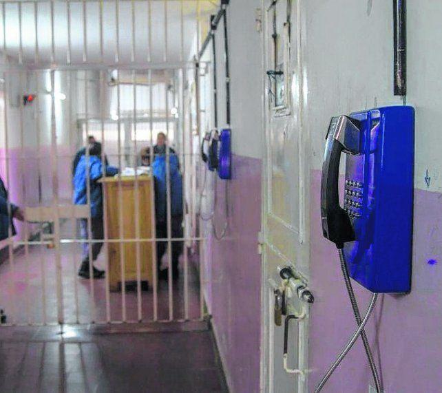 publicos. El Servicio Penitenciario apela a evitar delitos desde las cárceles.
