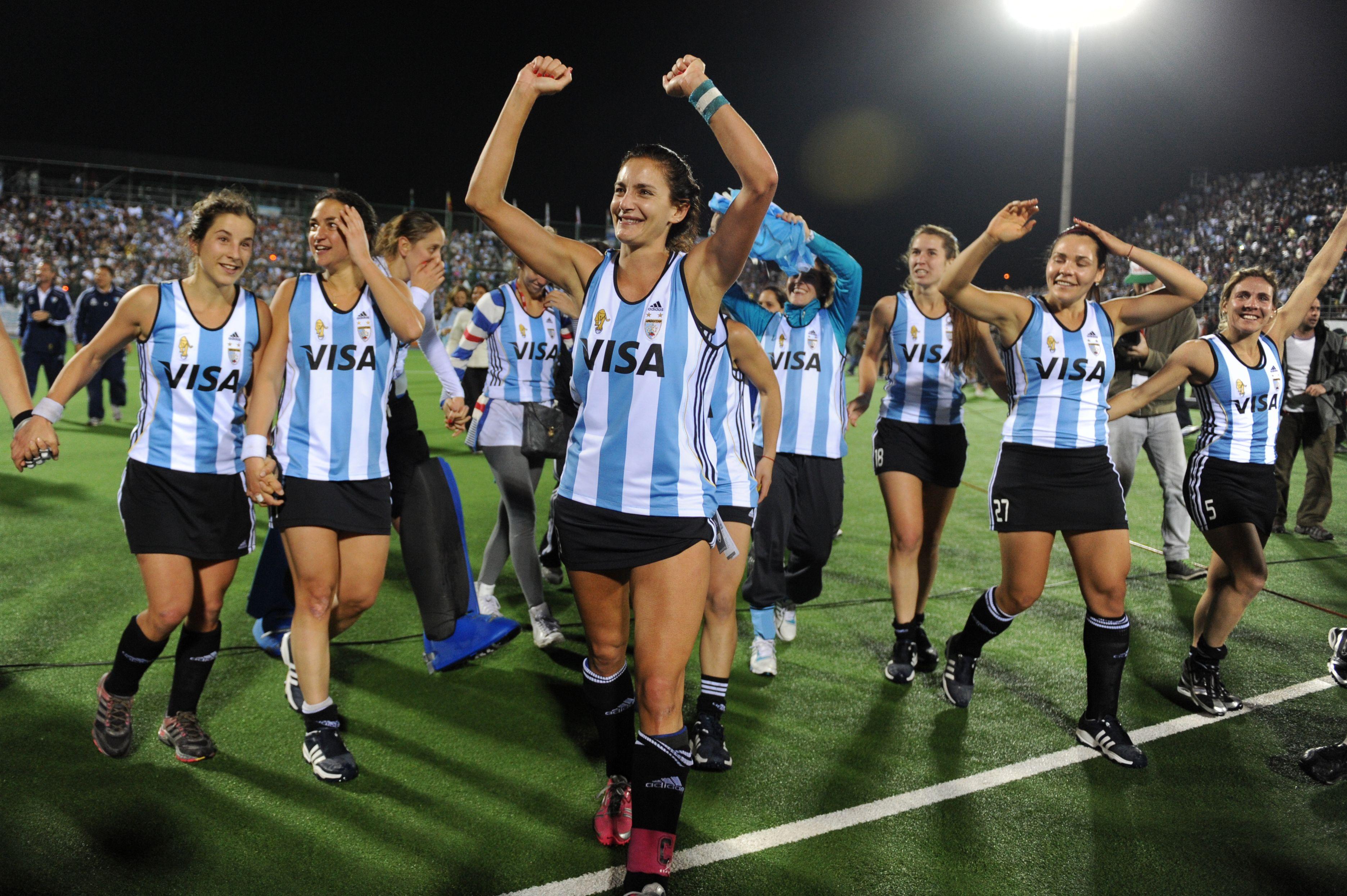 Rosario quiere revivir la alegría que le dieron en 2010 Las Leonas