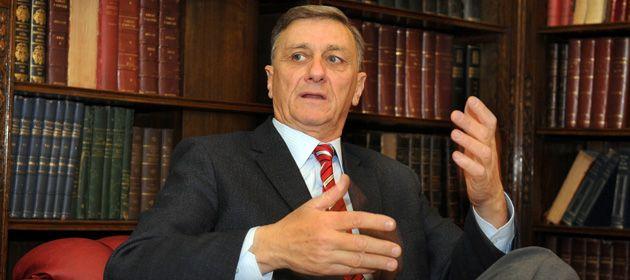 Binner cuestionó las críticas de Zaffaroni a los juicios por coparticipación