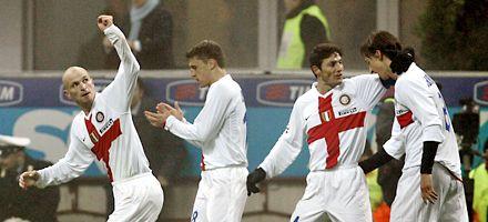 El Inter de los argentinos lo dió vuelta en 3 minutos y se consolida en la punta