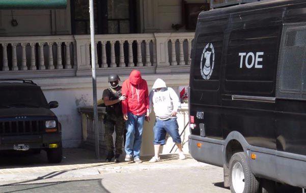 Indagaron a miembros de la banda a la que le hallaron 16 kilos de drogas