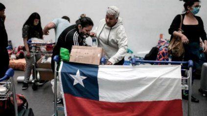 La ocupación de las terapias intensivas en Chile volvió a subir: llegó al 96 por ciento