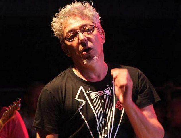 Marcelo Moura cantante de Virus. (Foto:Facebook)