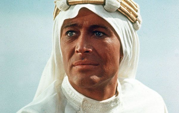 "En 1963 el director David Lean le ofreció protagonizar ""Lawrence de Arabia"""