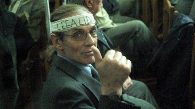 Amelong solicitó el beneficio de salidas transitorias mientras cumple con condenas por delitos de lesa humanidad. (Foto de archivo)